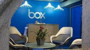 Box's headquarters