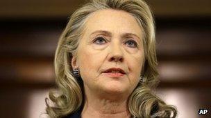 Hillary Clinton (12 September 2012)