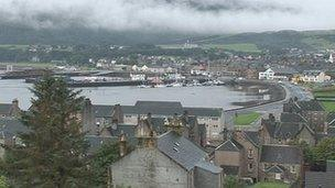Ceann Loch Cille Chiarain