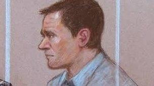 Mark Bridger