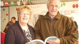 Ann a Cerwyn Davies