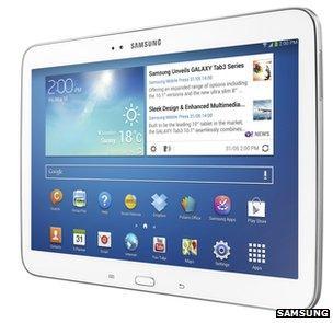 Galaxy Tab 3 10.1in