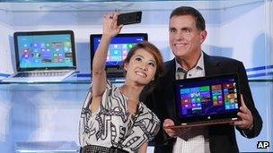 Intel press conference