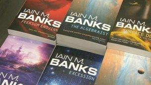Iain Banks books