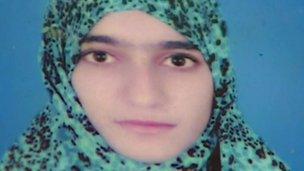 Sajila Gujjar