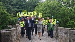 SNP at Donside