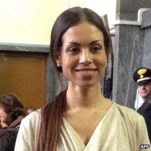 Karima El-Mahroug. Photo: May 2013