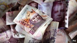 Scottish money