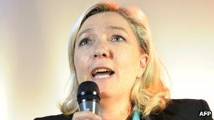 Marine Le Pen, 26 Jun 13