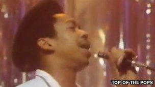Smiley Culture performing on Top of the Pops in 1985
