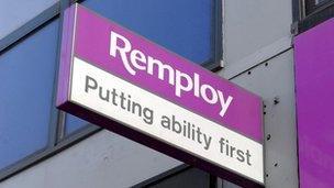 Arwydd Remploy
