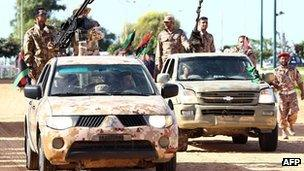Libyan armed forces