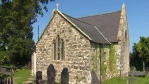 Eglwys Llaniestyn