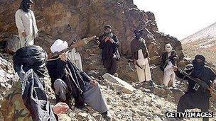 Taliban fighters (file photo)