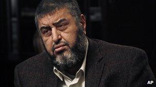 Khairat al-Shatir