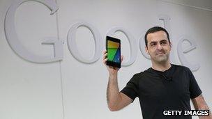 Google's Hugo Barra