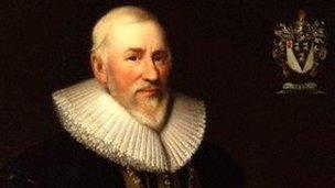 Syr Hugh Myddleton