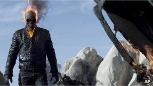 Ghost Rider: Spirit of Vengeance film still