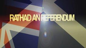 Rathad an Referendum