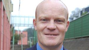Deputy Gavin St Pier