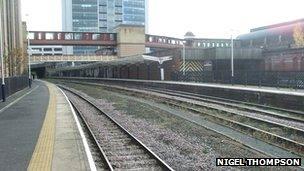 Harrogate railway station