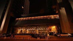 Intercontinental Hotel in Qingdao