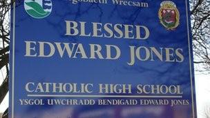 Ysgol Bendigaid Edward Jones
