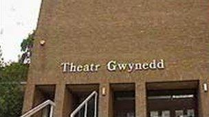 Theatr Gwynedd