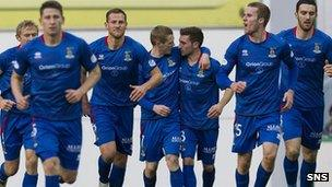 Caley Thistle