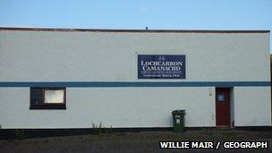 Loch Carran