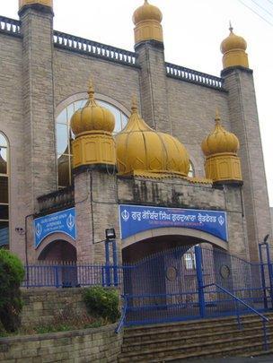 Guru Gobind Singh Gurdwara
