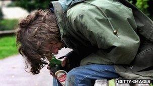 Dyn efa alcohol
