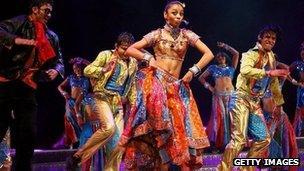 Dannsairean Bollywood