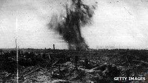 Spreadhadh ann an Ypres