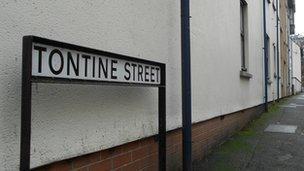 Stryd Tontine, Abertawe