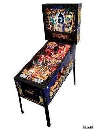 Stern pinball machine