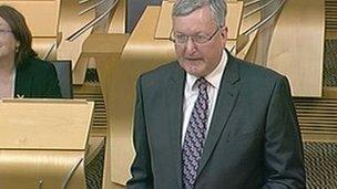 Ministear na Cumhachd, Feaghas Ewing
