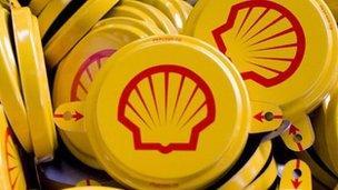 Suaicheantas Shell (Picture: Newscast)