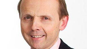 Alistair Phillips-Davies, chief executive of SSE