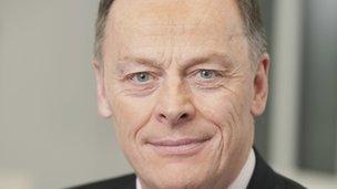 Vincent de Rivaz, chief executive of EDF Energy UK
