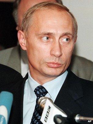 Putin 1999