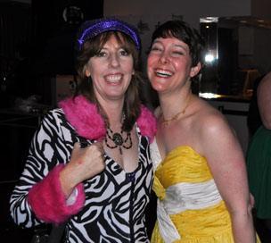 Ms Naughty and Jennifer Lynn Bell