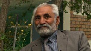 Abdul Shakur Dadras