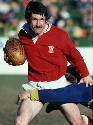Gerald Davies