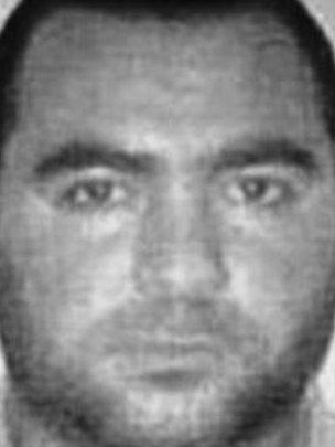 Image of Abu Bakr al-Baghdadi taken from the US government National Counterterrorism Center