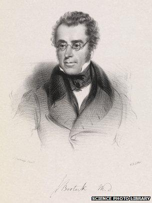 Portrait of John Bostock