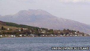 Loch Carrann