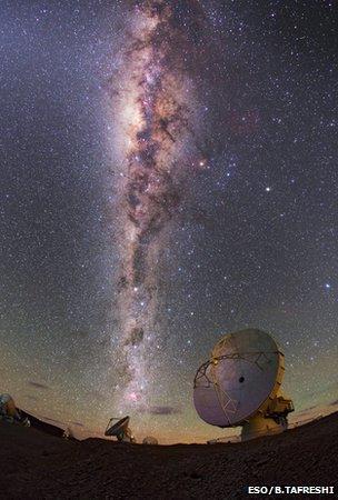 Complex organic molecule found in interstellar space