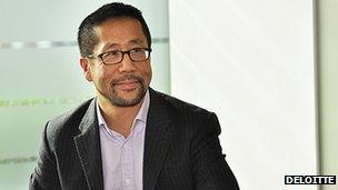 Deloitte's Paul Lee