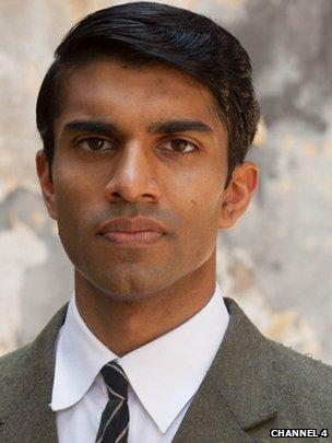 Nikesh Patel as Aafrin Dalal